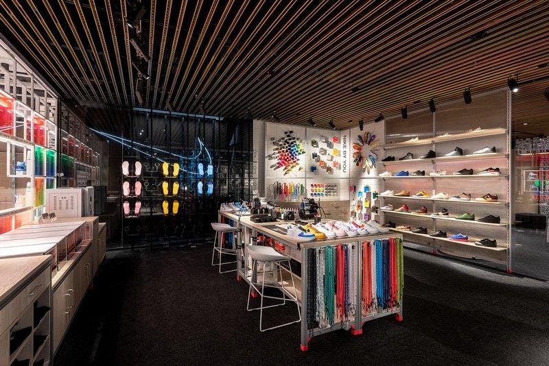 Nike Customizing centre